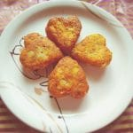 Cheese Potato Cutlets - Quick cheese and potato cutlets recipe. Kid's friendly and very versatile.
