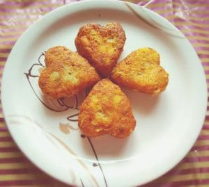 Potato Cheese Cutlets | Potato croquettes | Potato Cheese Balls