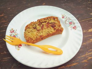 The Best Eggless Christmas Fruit Cake