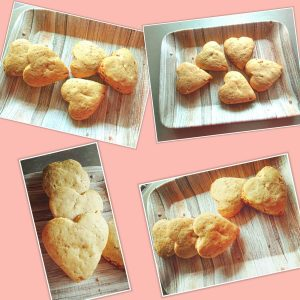 How to make the best eggless spiced almond cookies?