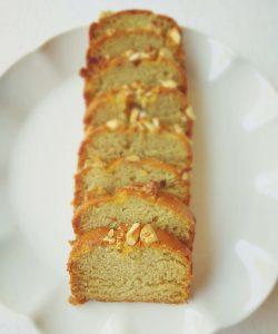 Egg free Cinnamon Banana Bread | Banana Cinnamon Cake