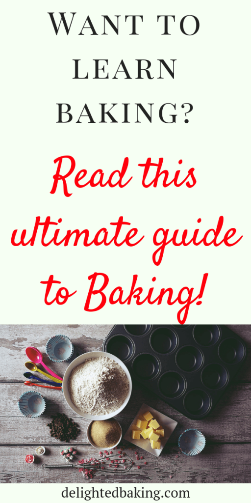How to start baking? What are the essential tools every beginner baker should have? Which oven should I buy? Have questions like these? Then read this easy to follow beginner's guide to baking.