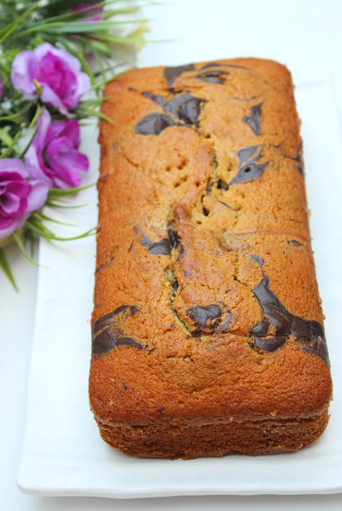 How to make cake in easy way without eggless banana