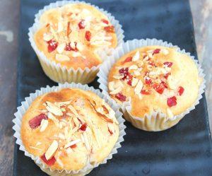 Eggless Tutti Frutti Muffins | Eggless Tutti Frutti Cupcakes